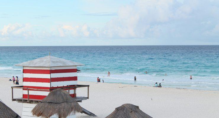 Vacaciones de verano en playas mexicanas