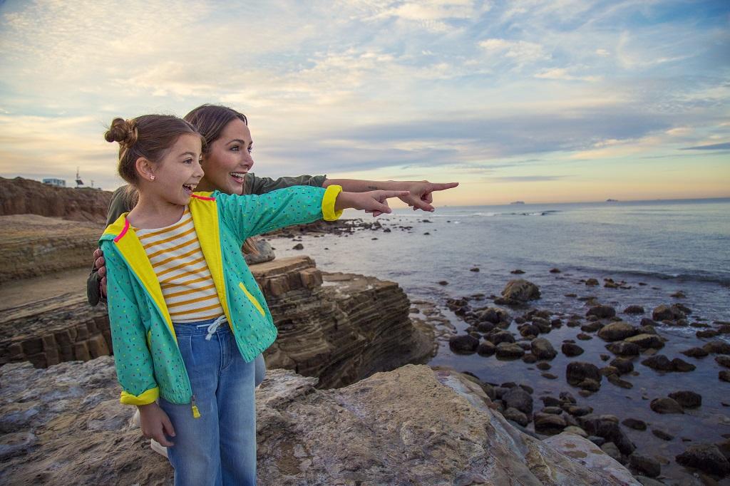 Vacaciones en familia en California, olvídate de los parques temáticos