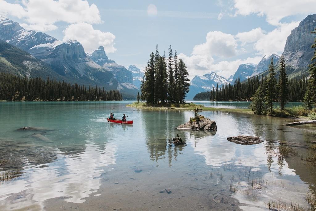 De vacaciones en el Parque Nacional Jasper: 5 lugares imprescindibles