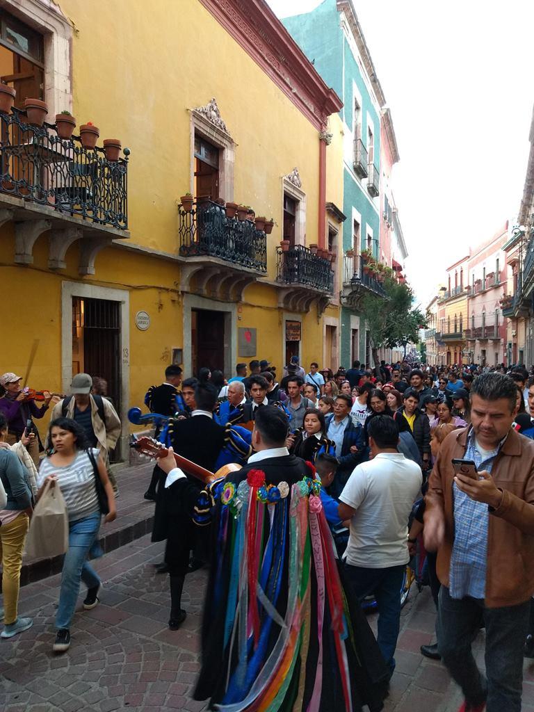 """Callejones de Guanajuato, donde """"la vida no vale nada"""""""