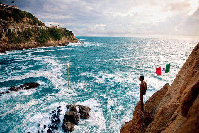 Acuérdate de Acapulco, pronto volveremos a viajar