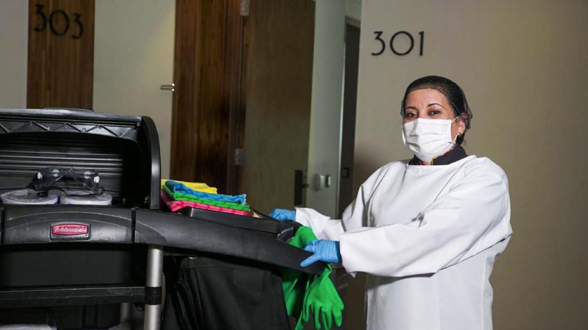 Hoteles en Colombia apuestan por una estancia segura