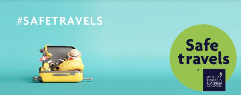 Viaja seguro a destinos Safe Travels
