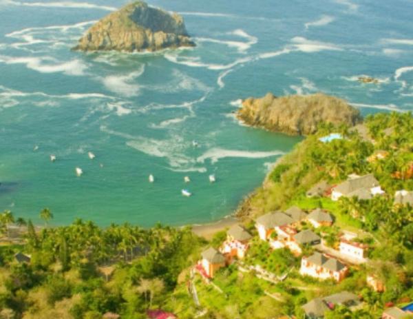 Celebra a México en destinos de playa en Jalisco