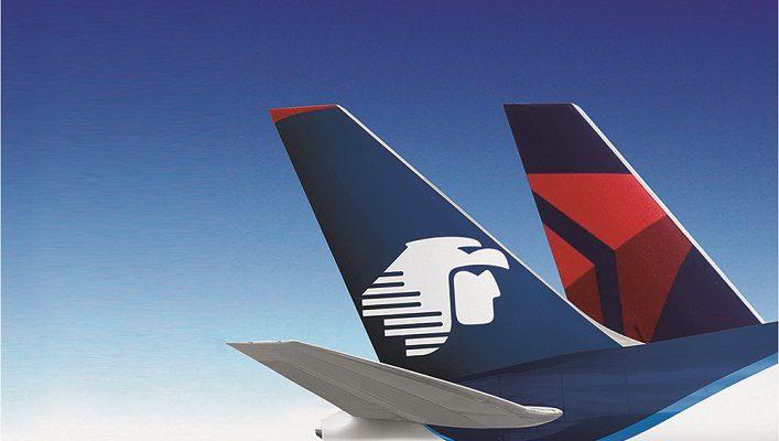 Reactivación de rutas Aeroméxico y Delta: Denver, San Francisco y Las Vegas
