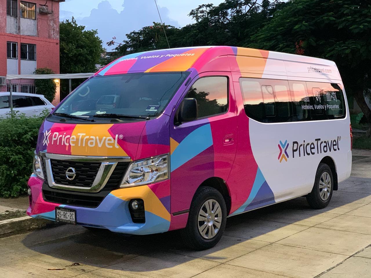 ¡Reserva tu traslado en Cancún y Riviera Maya con PriceTravel!