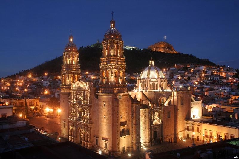 3 Ciudades Patrimonio de la Humanidad en México