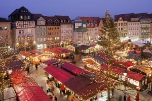 Vuelos baratos a Europa navideña