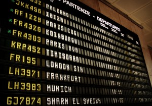 Cómo encontrar vuelos baratos en Europa