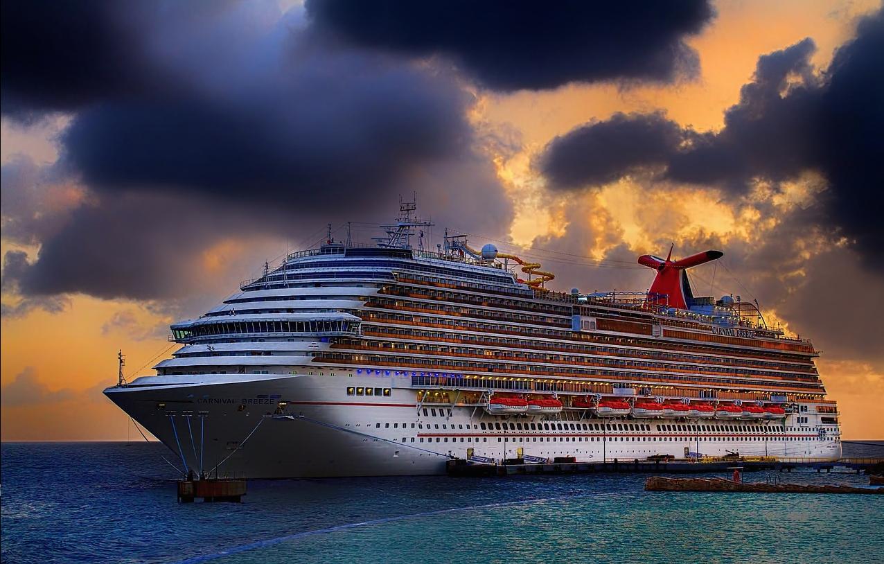 Cruceros en el Caribe