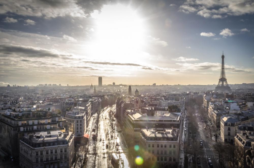 Hoteles de luna de miel en París para parejas gay