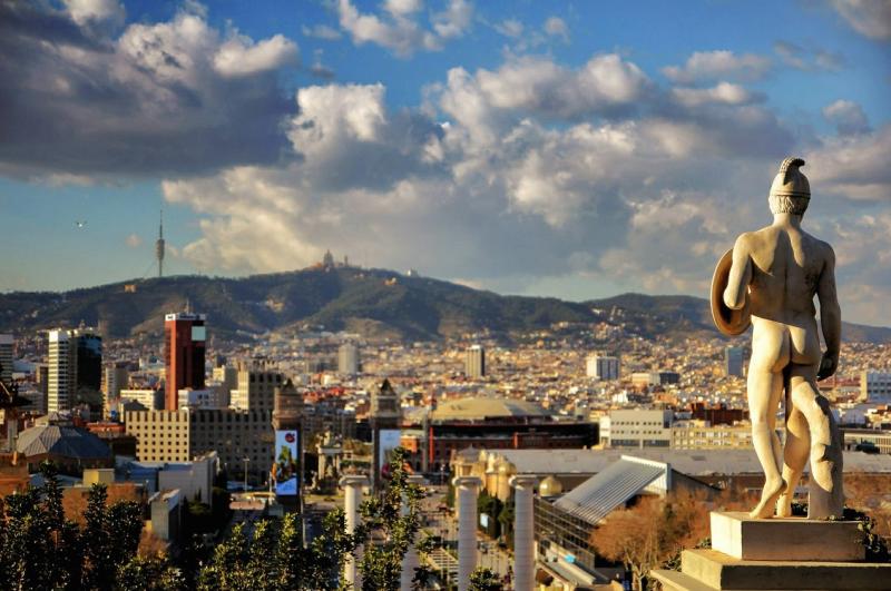 Restaurantes en Barcelona con encanto y buenas vistas