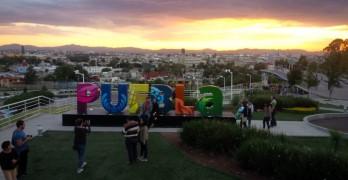 Puebla en tranvía tradicional, un recorrido panorámico por la ciudad
