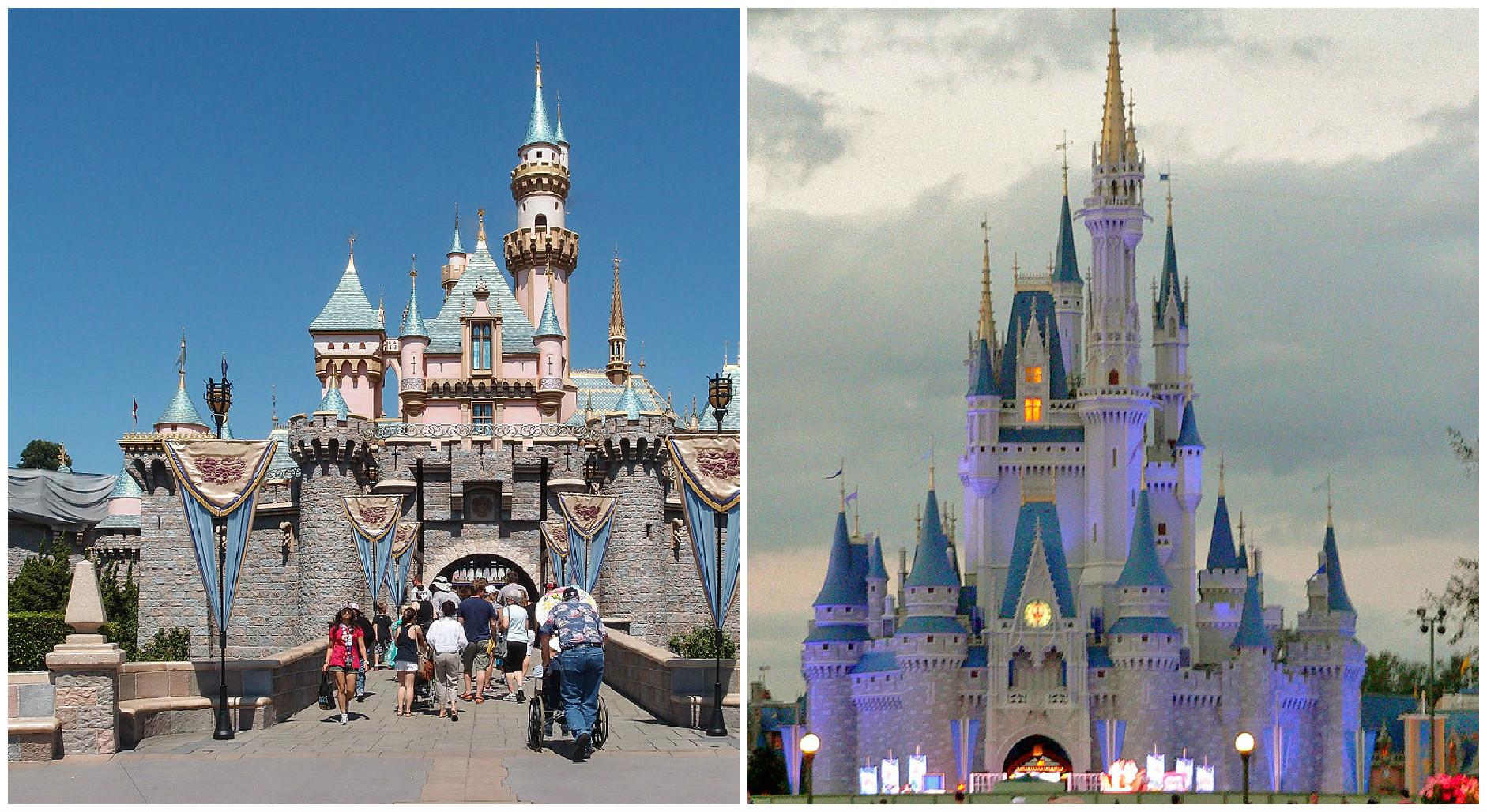 Vacaciones en Disney: Conoce 4 diferencias entre Disneyland® Resort y Walt Disney World® Resort