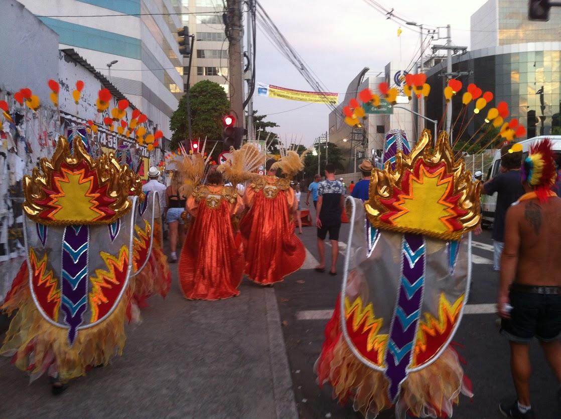Carnaval de Río de Janeiro: viviendo la fiesta en las calles