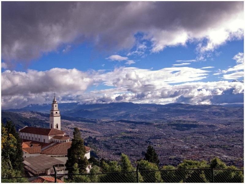 Conoce el Cerro de Monserrate en Bogotá