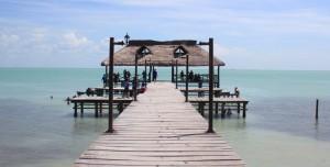 Lugares turisticos de Campeche: Isla Aguada