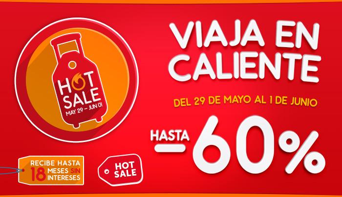 Hot Sale 2015: 29 de mayo al 1 de junio