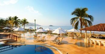 Vacaciones perfectas en las playas de Ixtapa-Zihuatanejo