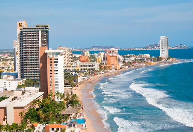 ¡Planea tus vacaciones de verano en las playas de Mazatlán!