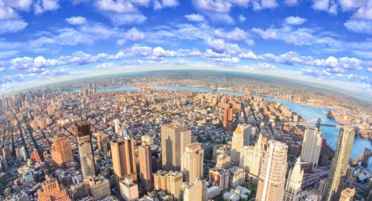 La vista más impresionante de Nueva York desde One World Observatory
