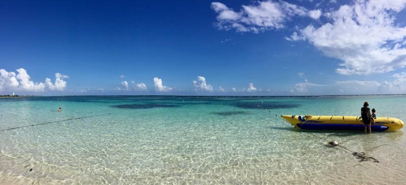 Las mejores playas del Caribe Mexicano: Mahahual