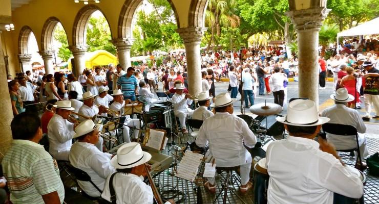 Lugares para visitar en Yucatán: Mérida y Valladolid
