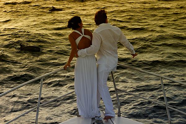 Bodas en el Caribe, ¡celebra en un crucero!