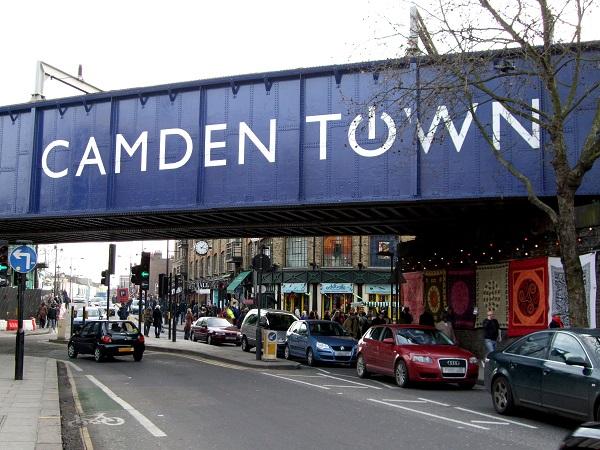 Los mejores bares de Londres... ¡vamos a Camden Town!