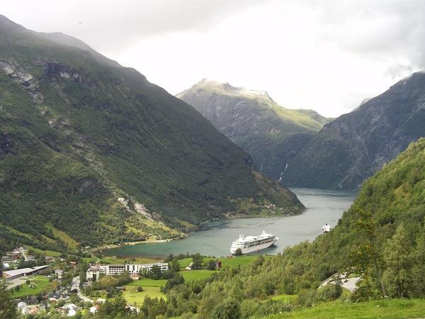Crucero por los Fiordos Noruegos, un paraíso misterioso