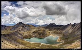 El ecoturismo en el Nevado de Toluca, y los portentos de la naturaleza