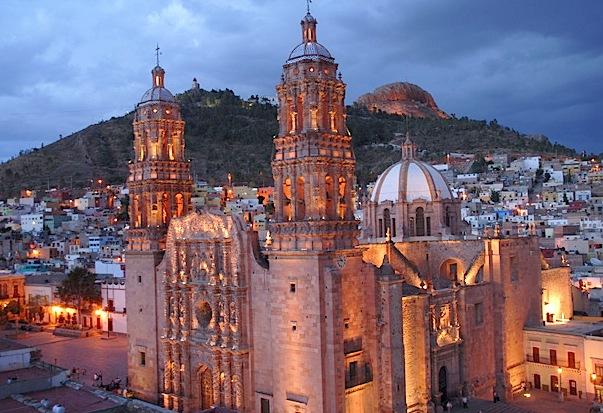 Atracciones turísticas de Zacatecas, ciudad señorial