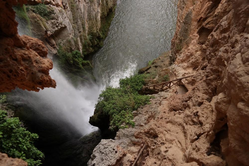 Ecoturismo y aventura en el Monasterio de Piedra, España
