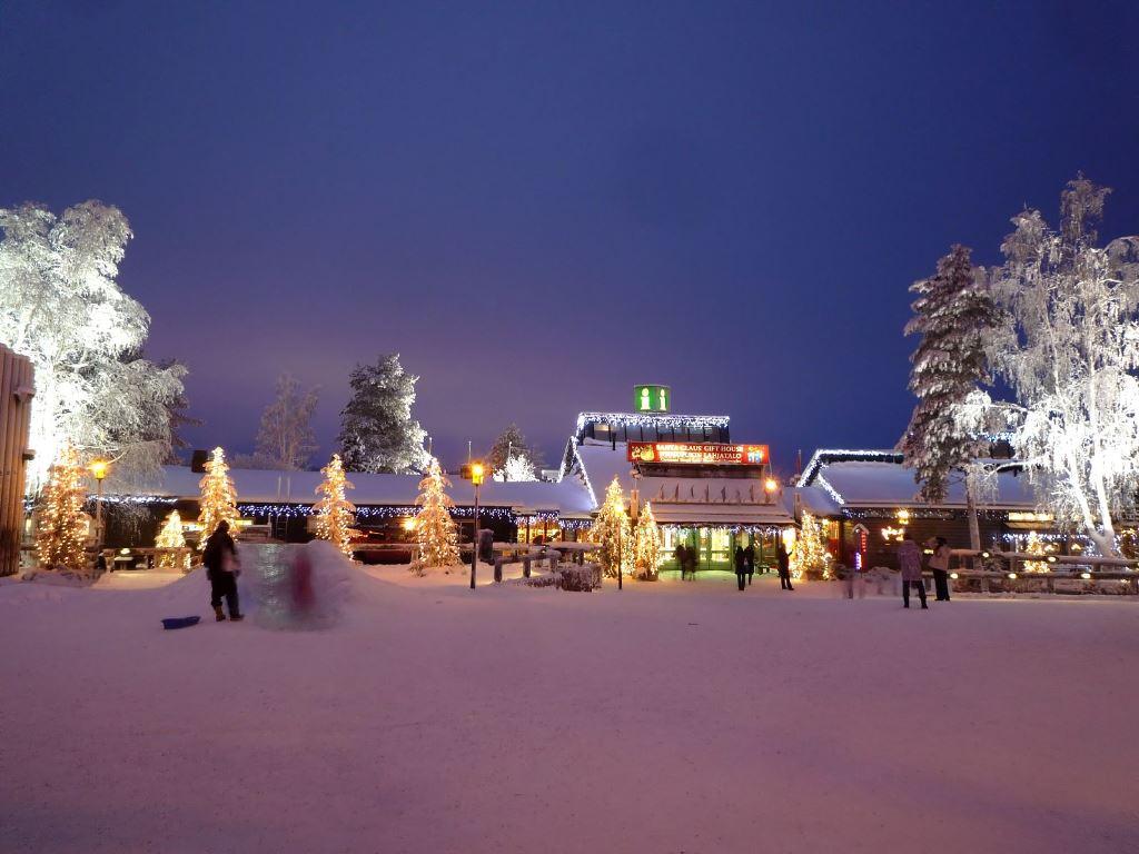 5 lugares para pasar Navidad en 2015