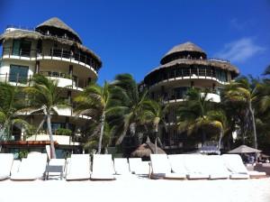 Los hoteles en Playa del Carmen lo ofrecen todo