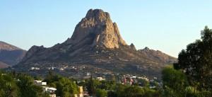 Lugares para escalar en mexico: la Peña del Bernal