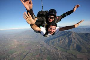 Deportes extremos en Morelos, Paracaidismo