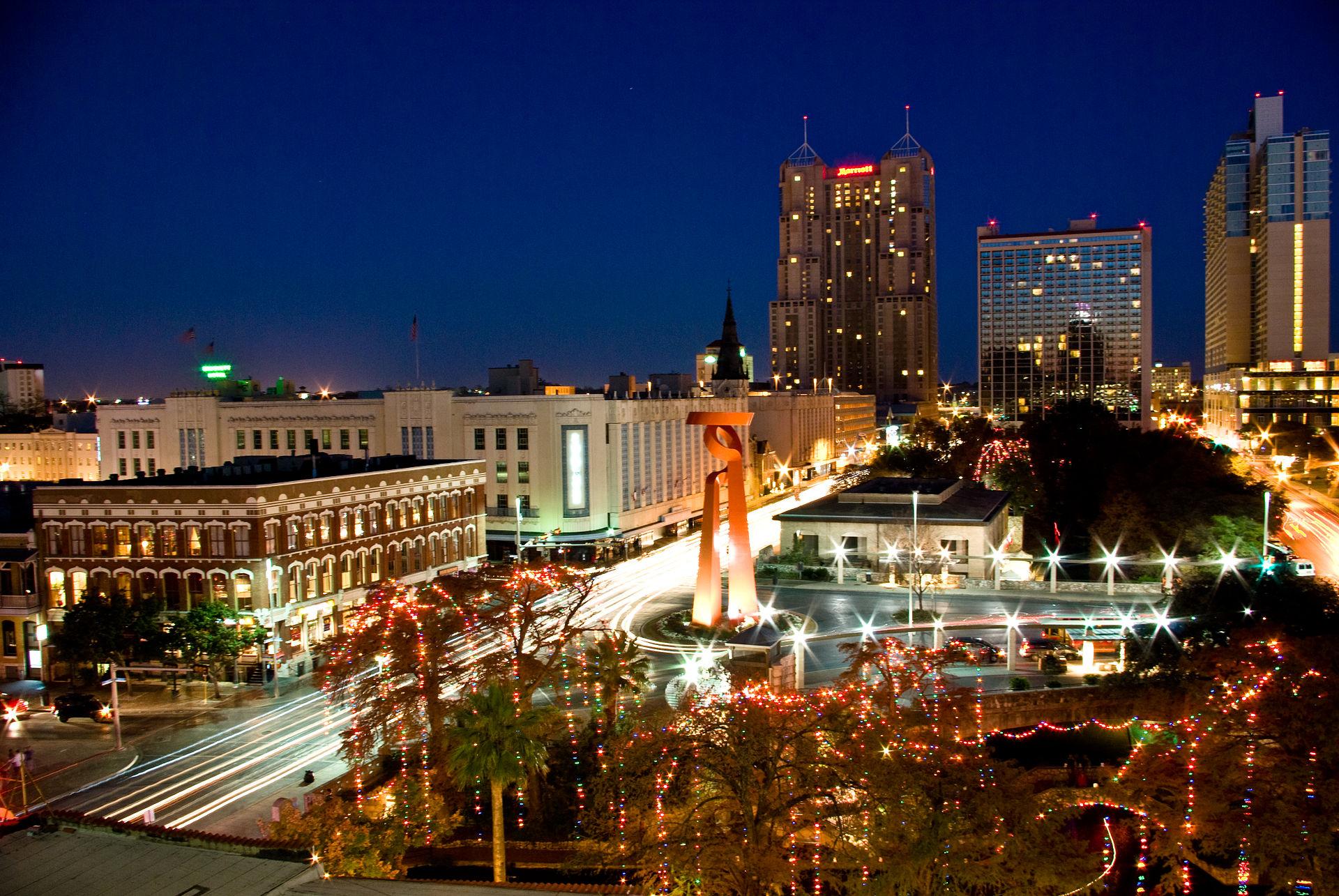 Vete de vacaciones a San Antonio, Texas