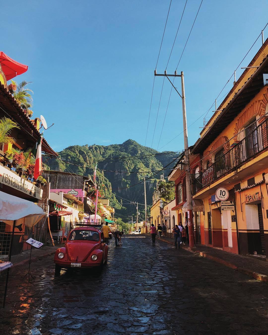 Una breve visita a Tepoztlán, Pueblo Mágico