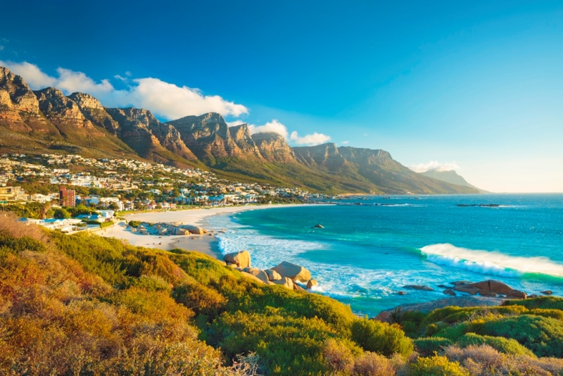 Descubre la magia de los cruceros por Sudáfrica