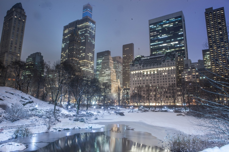 5 destinos para viajar en Navidad
