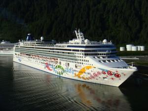 Crucero por el Pacífico con Norwegianv