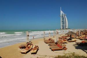De vacaciones en Dubai lujo y desierto