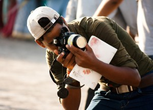 La fotografía una de las principales actividades del ecoturismo