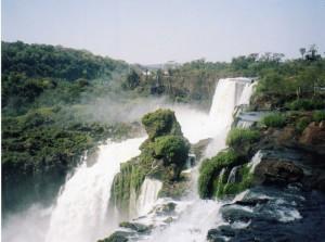 Turismo en las Cataratas de Iguazú, Argentina