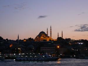 Un paseo por los lugares turísticos de Estambul, Turquía