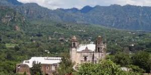 vacaciones de fin de semana en Tepoztlán