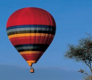 Viaje en globo aerostático en Tequisquiapan