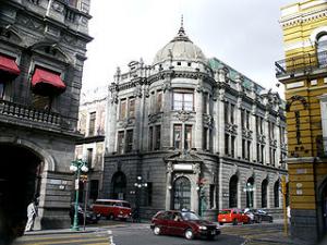 Variedad de estilos y de precios de hoteles en Puebla