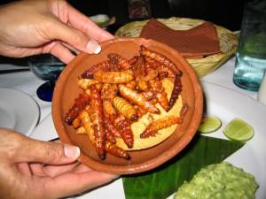 Restaurantes de comida mexicana en el DF con exotismo